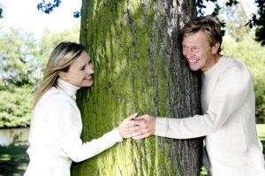 Ein glückliches Paar. Liebesaffäre mit dem inneren Kritiker