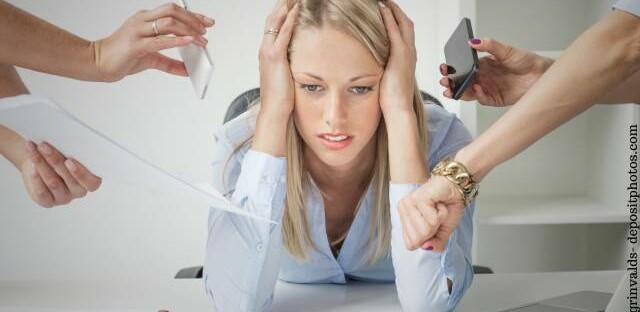 Kommt Burnout nur von zu viel Stress?